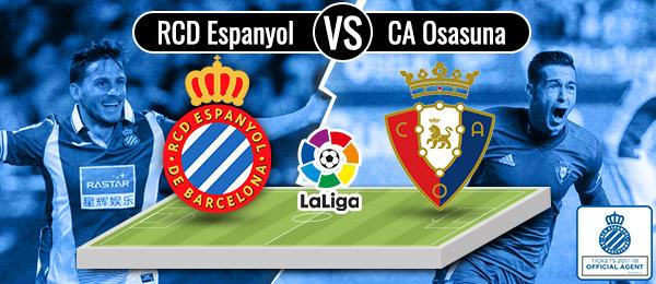 RCD Espanyol vs CA Osasuna