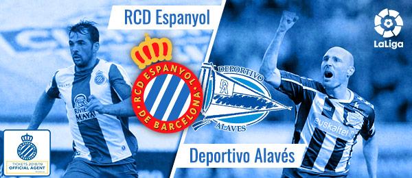 RCD Espanyol - Deportivo Alavés