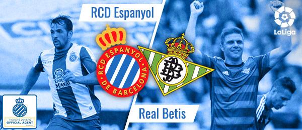 RCD Espanyol vs Real Betis