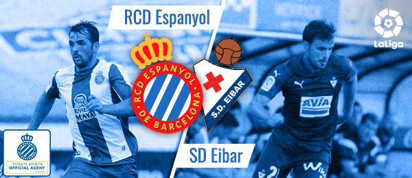 RCD Espanyol - SD Eibar