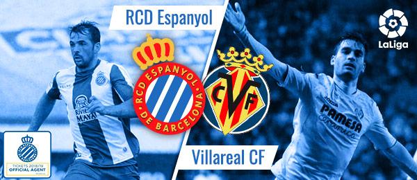 RCD Espanyol - Villarreal CF
